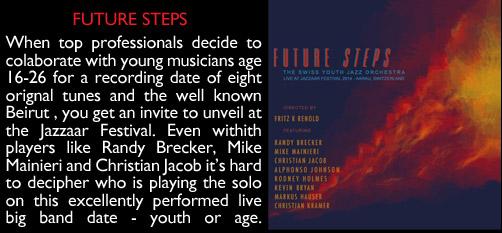 FUTURE STEPS 1.24.15
