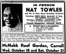 NAT TOWLES