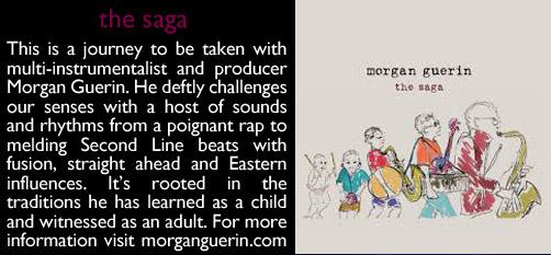 MORGAN GUERIIN - THE SAGA
